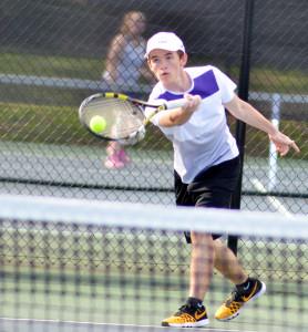 CHS Tennis vs. Adair Fort Knox 3