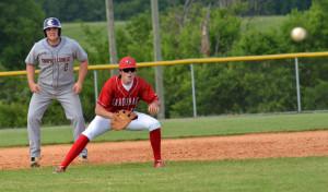 CHS Baseball 5th Region Tournament 17 19
