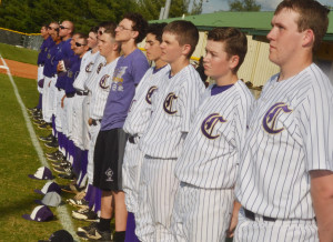 CHS Baseball vs. Washington County 1