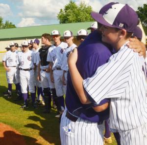 CHS Baseball Kirby Smith Ceremony 7