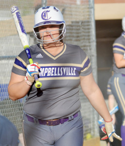CHS Softball vs. Danville 5