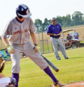 CHS Baseball 5th Region Tournament 17 24