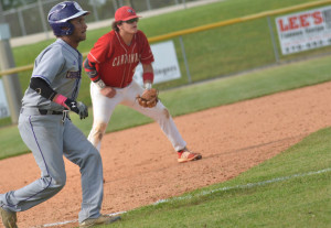CHS Baseball 5th Region Tournament 17 20