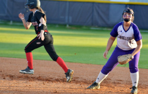 CHS Softball vs. Taylor County 4-25 3