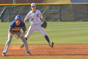 CHS Baseball vs. Washington County 5