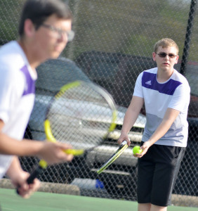 CHS Tennis vs. Washington Caverna 3