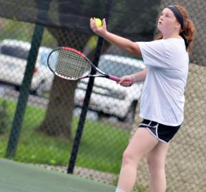 CHS Tennis vs. Adair Fort Knox 17