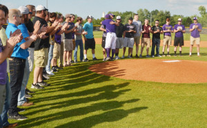 CHS Baseball Kirby Smith Ceremony 6