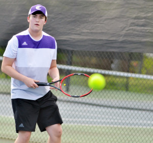 CHS Tennis vs. Adair Fort Knox 5