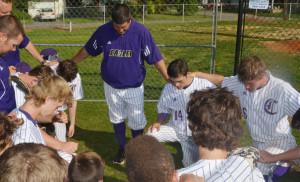CHS Baseball Kirby Smith Ceremony 1