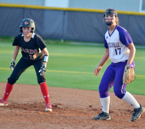 CHS Softball vs. Taylor County 4-25 8