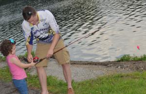 CHS Fishing Team City Lake Opening 8