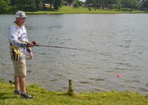 CHS Fishing Team City Lake Opening 1