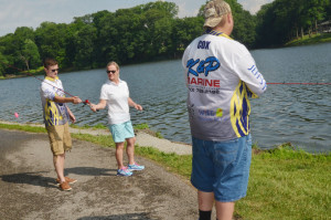 CHS Fishing Team City Lake Opening 6