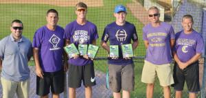 CHS Baseball Family Day 17 2