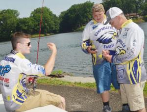 CHS Fishing Team City Lake Opening 2