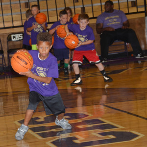 CHS BB Hoop It Up Camp 17 18