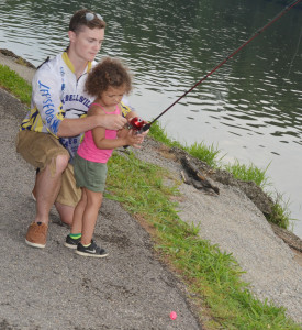 CHS Fishing Team City Lake Opening 11