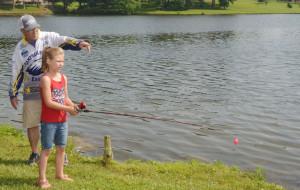 CHS Fishing Team City Lake Opening 4