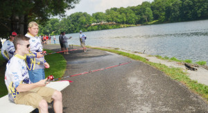 CHS Fishing Team City Lake Opening 3