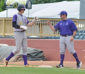 CHS Baseball Coach Blake Milby 1