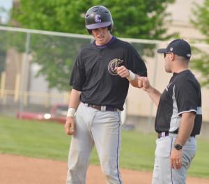 CHS Baseball Coach Blake Milby 7