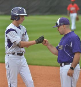 CHS Baseball Coach Blake Milby 5