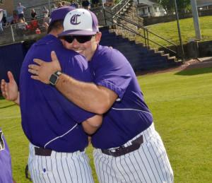 CHS Baseball Coach Blake Milby 10
