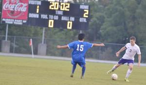 CHS Soccer vs. Clinton County 13