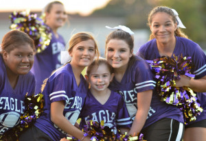 CHS Football vs. Russell County 7