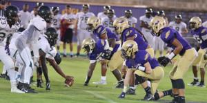 CHS Football vs. Fort Knox 18