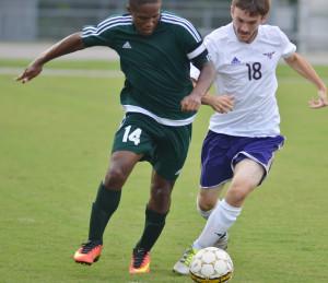 CHS Soccer vs. Fort Knox 15