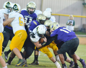 CHS Football vs. Green County 32