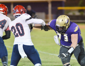 CHS Football vs. Russell County 37