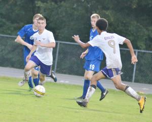 CHS Soccer vs. Clinton County 19