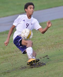 CHS Soccer vs. Clinton County 16