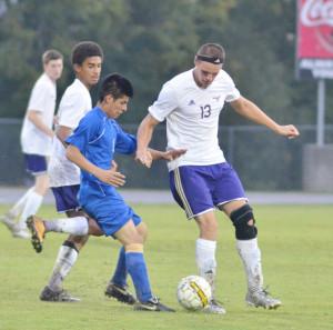 CHS Soccer vs. Clinton County 14