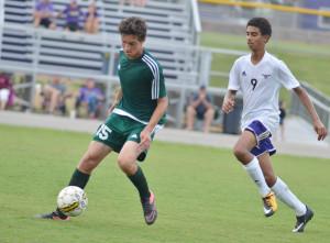 CHS Soccer vs. Fort Knox 10