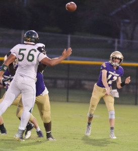 CHS Football vs. Fort Knox 19