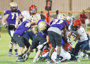 CHS Football vs. Russell County 19