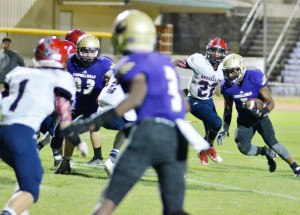 CHS Football vs. Russell County 26
