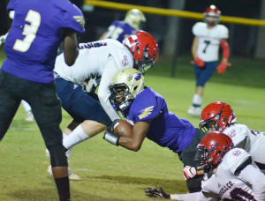 CHS Football vs. Russell County 40