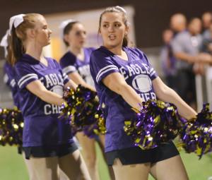 CHS Football vs. Fort Knox 27