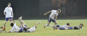 CHS Soccer vs. Clinton County 29