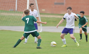 CHS Soccer vs. Fort Knox 11