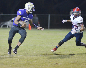 CHS Football vs. Russell County 46