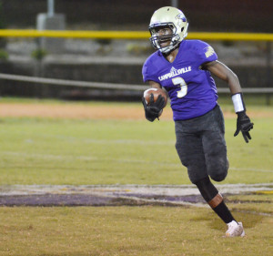 CHS Football vs. Russell County 29