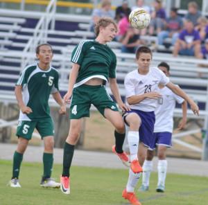 CHS Soccer vs. Fort Knox 17