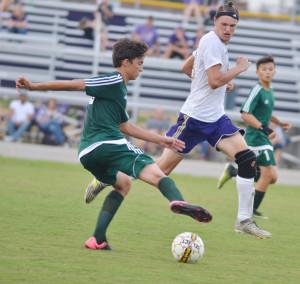 CHS Soccer vs. Fort Knox 14