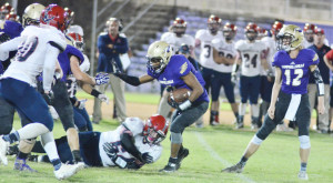 CHS Football vs. Russell County 43